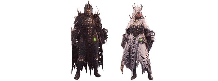 Vaal Hazak armor sets