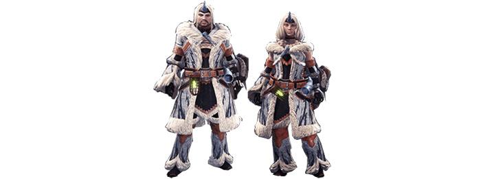 Kirin MHW armor