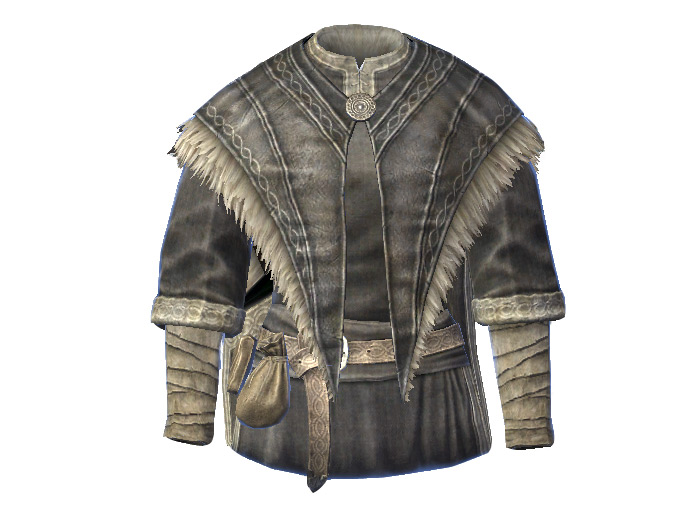 Archmages robes in skyrim