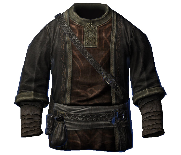 The Master Robes in Skyrim