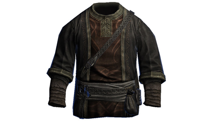 Taron Dreths robes in skyrim