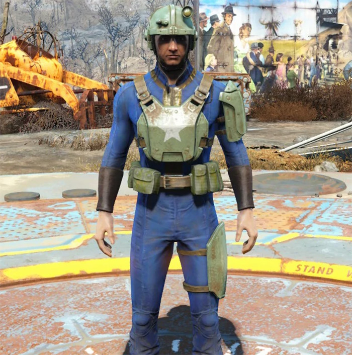 Fallout4 Destroyer armor