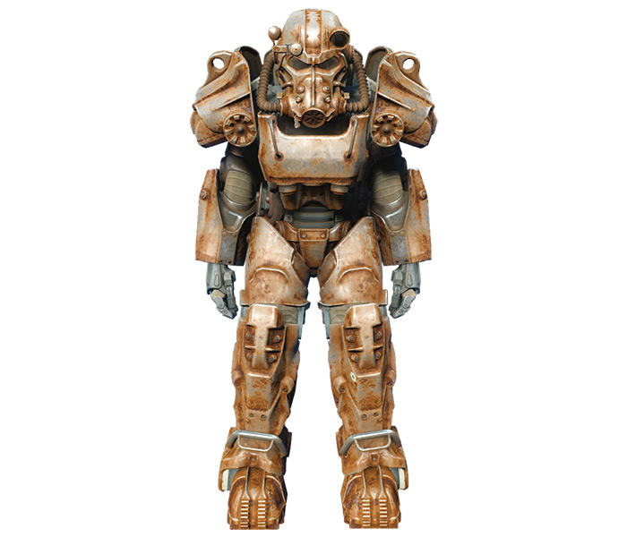 Fallout4 T60 Power Armor