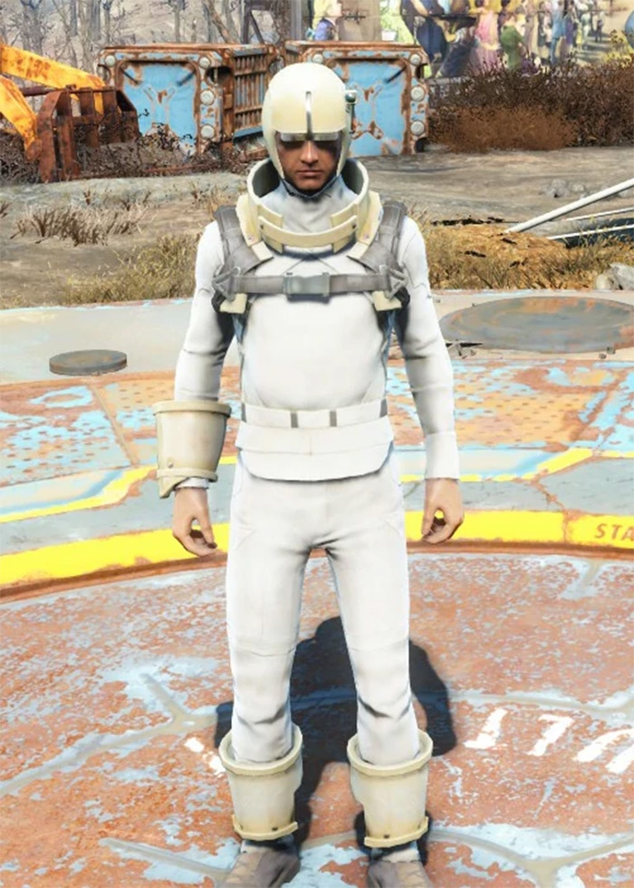 Synth Armor fallout4