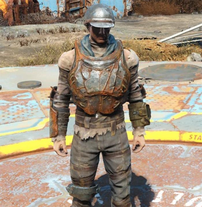 Metal Armor in Fallout4