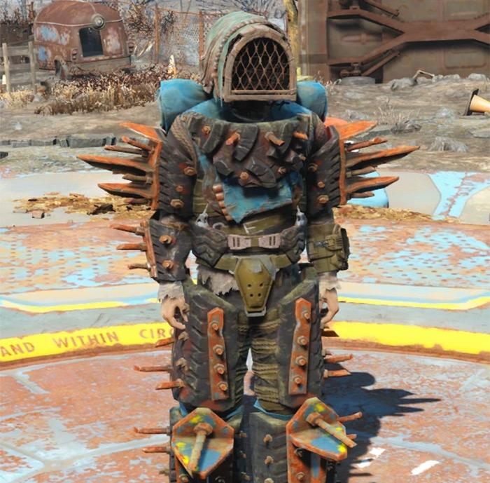 Trapper Armor in Fallout4