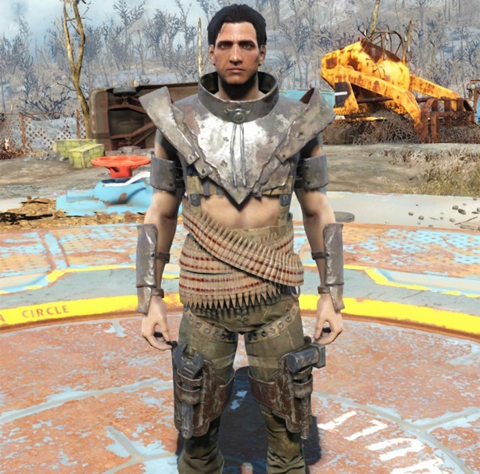 Operators Armor in Fallout4
