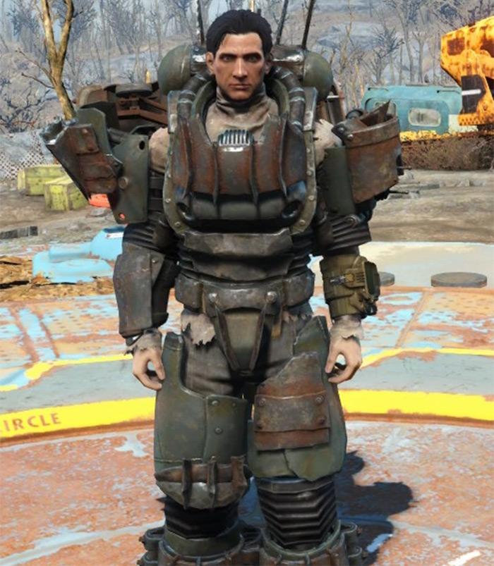 Robot Armor Fallout4
