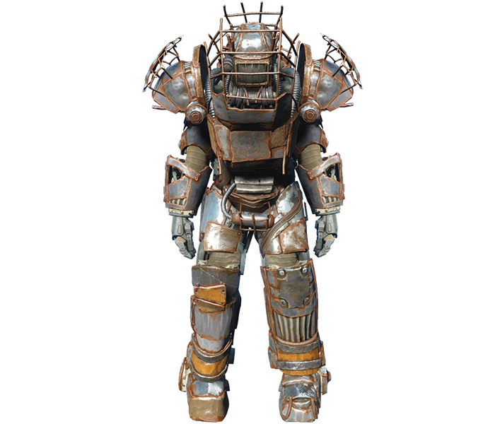 Raider Power Armor Fallout4