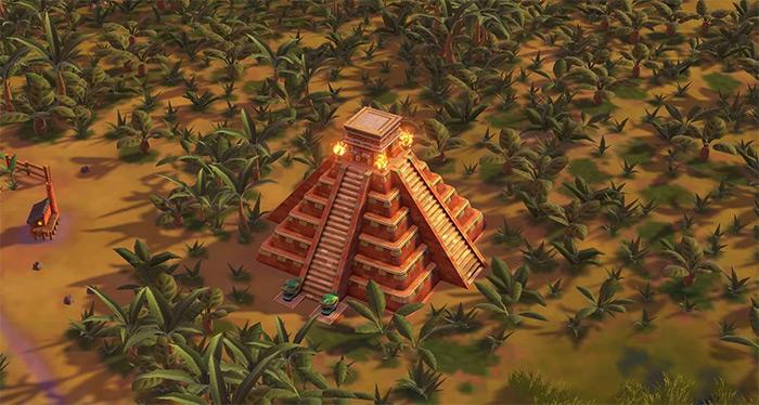 Chichen Itzá Civ6