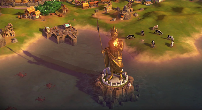 Colossus Civ6 wonder