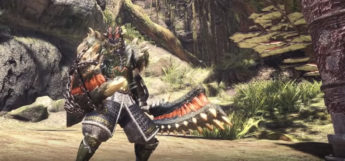 MHW Sword and Shield build