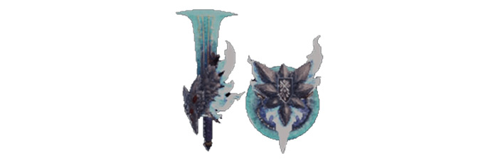MHW Empress Edge sword/shield