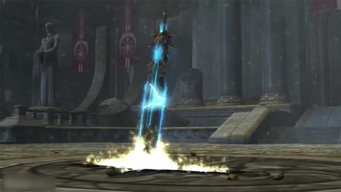 Blade of Olympus GoW