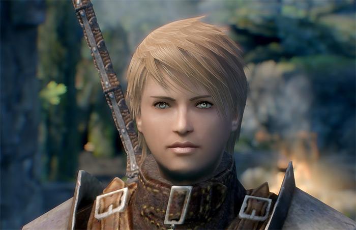 Enhanced Character Edit Skyrim mod
