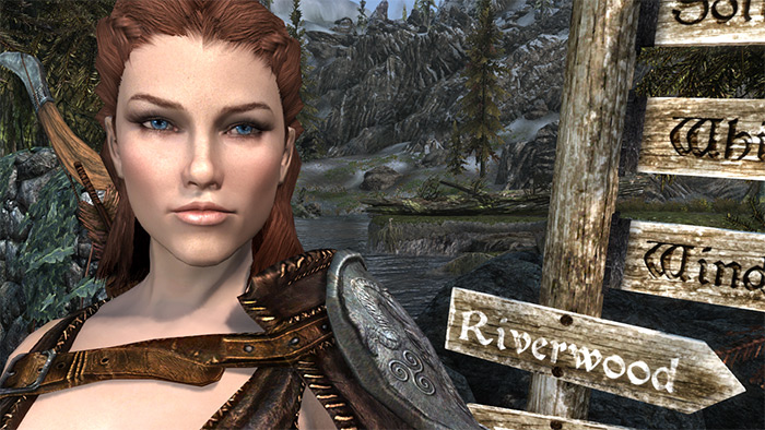 Total Character Makeover Skyrim mod