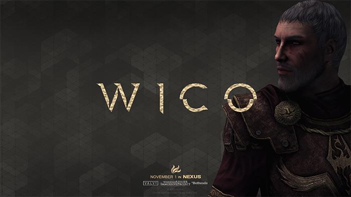 Windsong Immersive Character Overhaul Skyrim mod