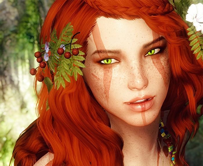 Freckle Mania 2 Skyrim
