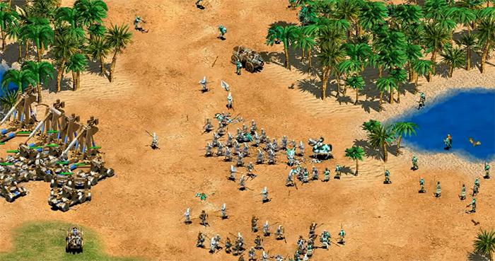 Aztecs civilization AoE2