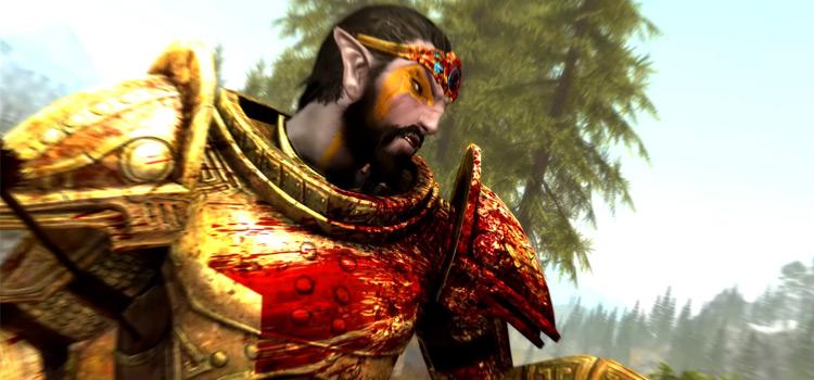 Skyrim toughtest quests