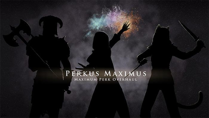 Perkus Maximus Skyrim mod