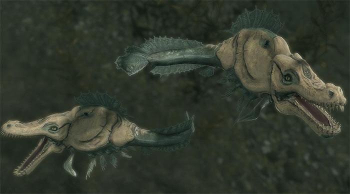 Immersive Creatures Skyrim mod