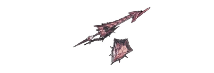 Royal Burst Gunlance