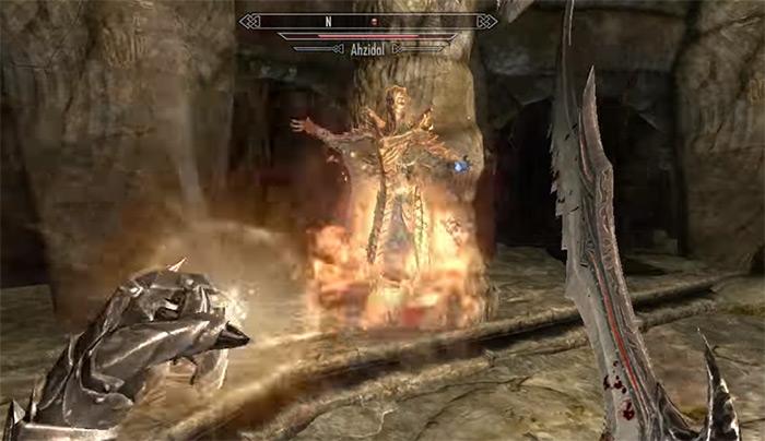 Ahzidal dragon