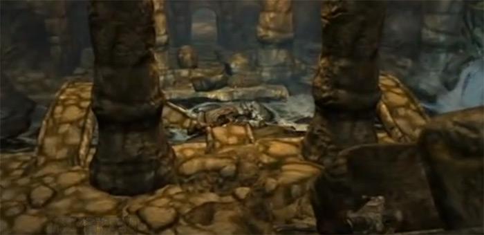 Draugr Death Overlord Skyrim