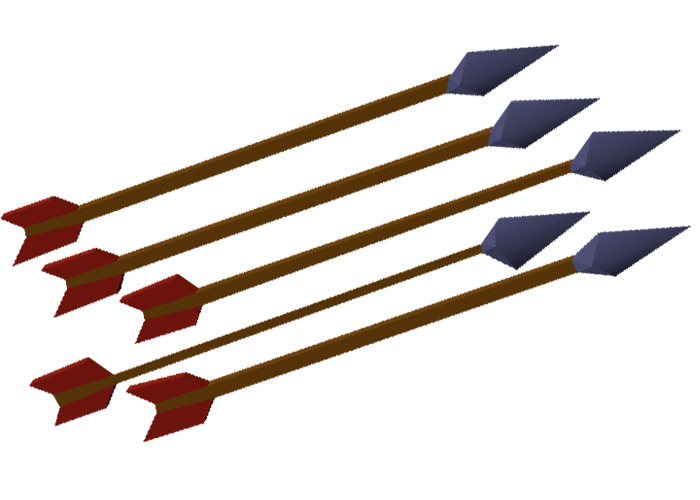 Mithril Arrows OSRS