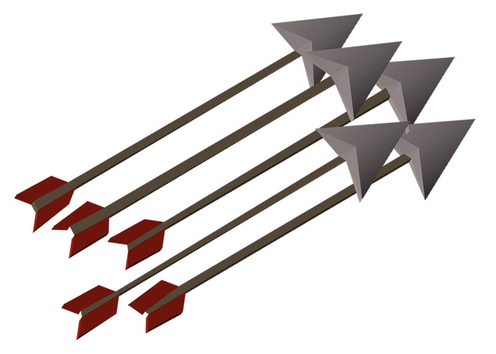 Broad Arrows OSRS