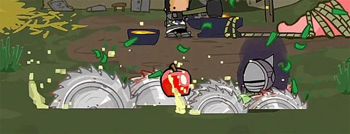 Fencer castle crasher