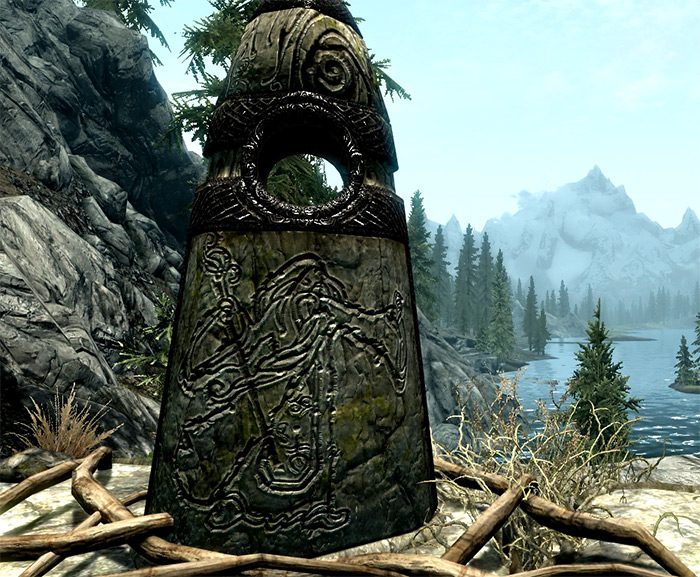 Mage Stone in Skyrim