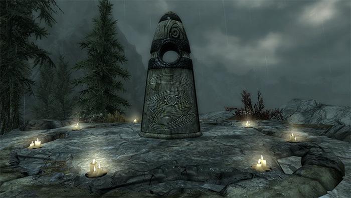 Ritual Stone Skyrim