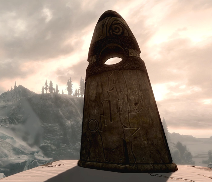 Tower Stone Skyrim