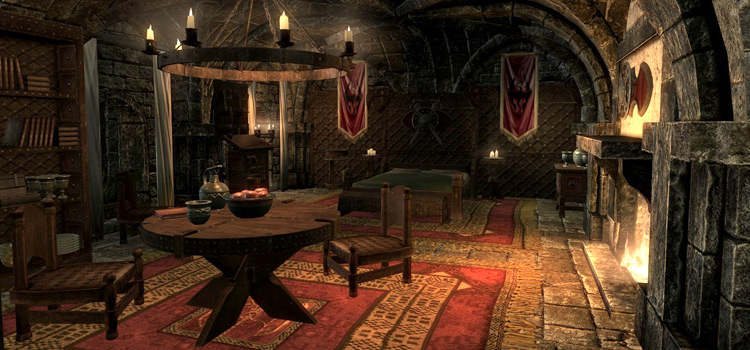 25 Best Player House Mods in Skyrim
