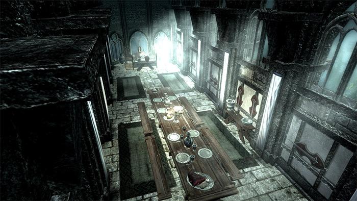 Castle Strunmah Skyrim mod