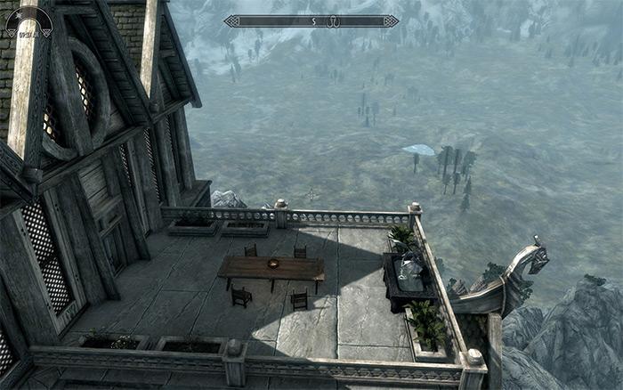 Dragonsmount Skyrim mod