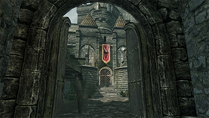 Castle Riverwood mod