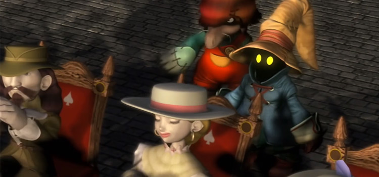 10 Best Characters In Final Fantasy IX (Ranked)