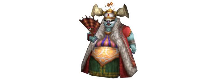 Queen Brahne in FF9