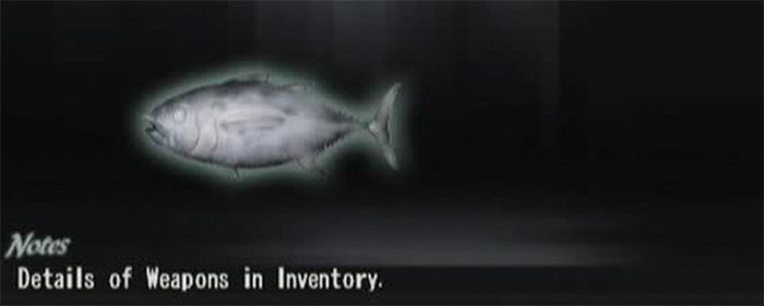 Frozen Tuna in Shadow Hearts 2