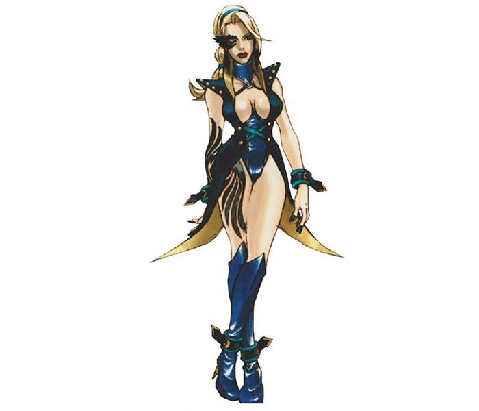 Veronica Vera in Shadow Hearts