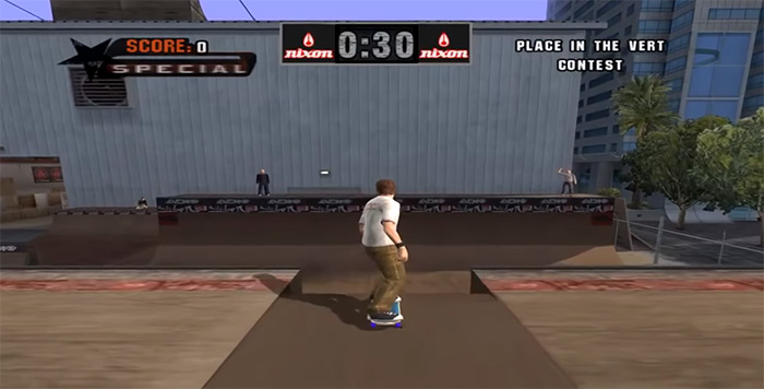 Tony Hawk Underground original game