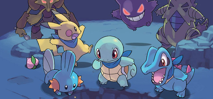 Best Pokémon Mystery Dungeon Games (All Ranked)