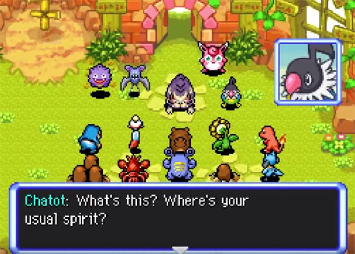 Explorers of Sky Dungeon