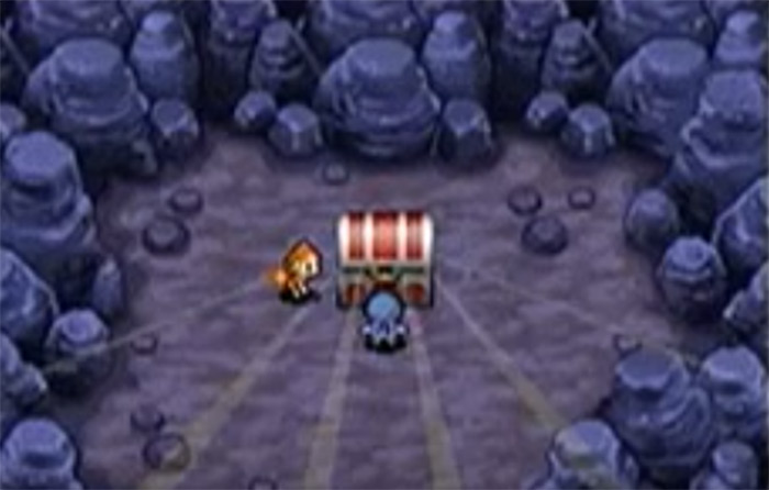 Explorers of Darkness Mystery Dungeon