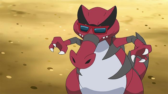 Krookodile Pokemon