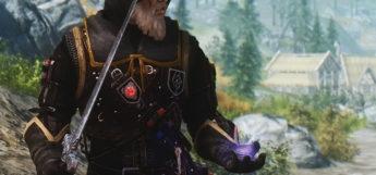 Skyrim armor mod design