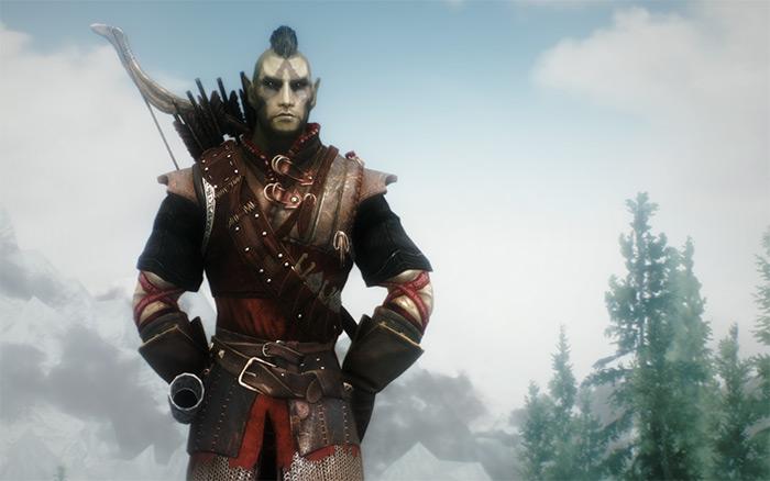 Immersive Armors mod, best in Skyrim
